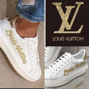 Louis Vuitton platform Time Out ! PRICE IS FIRM ‼️